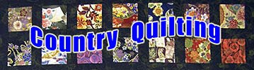 country quilting logo